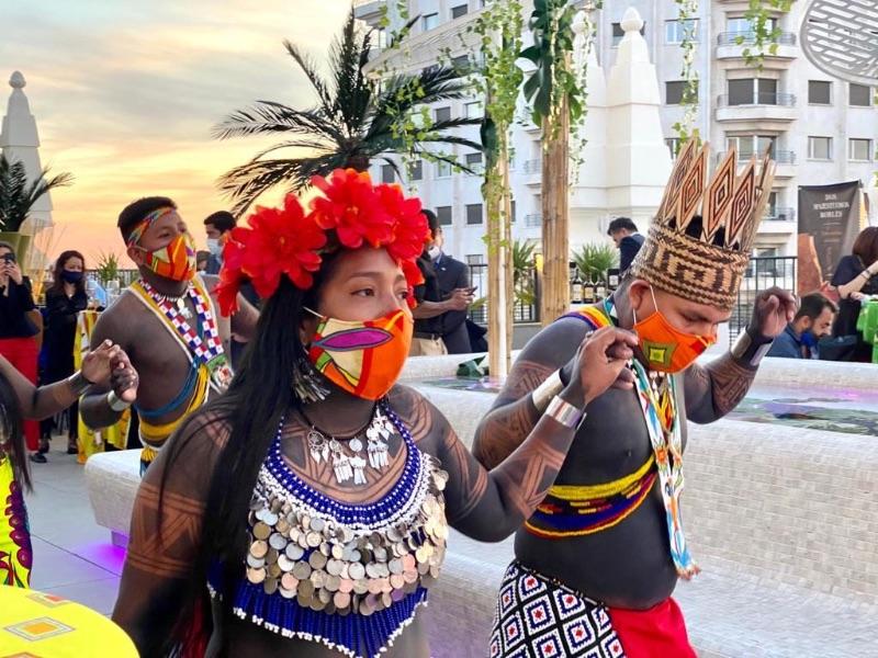 Danzas Panamá   Compañía Nacional de Danzas Folklóricas
